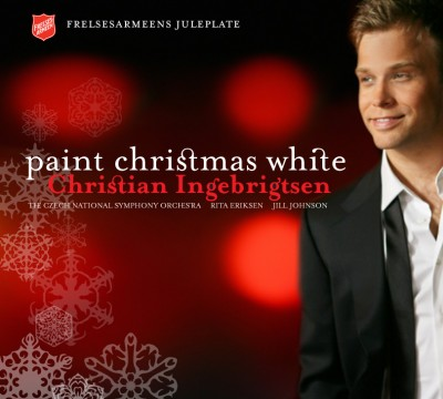 Paint Christmas White