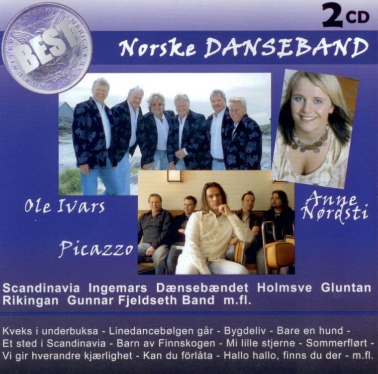 a2dbf1c4f Best, Norske Danseband» : Diverse Artister : Big Box Records