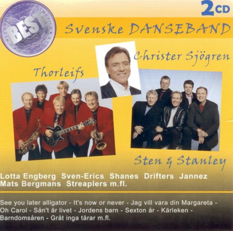0cff1ca16 Best, Svenske Danseband» : Diverse Artister : Big Box Records
