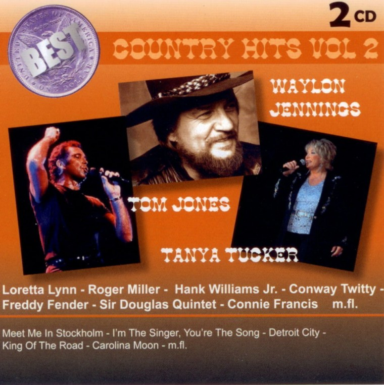 Best, Country hits vol 2 Diverse Artister